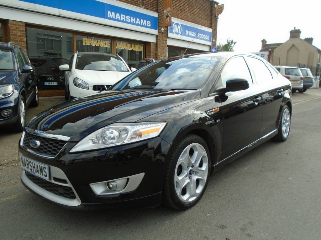 2010 60 Ford Mondeo 2 0 Titanium X Sport 6 994 Finance From 136 80 P M Ford Mondeo Black Marshams Maidstone Ford Mondeo Cars For Sale Used Ford