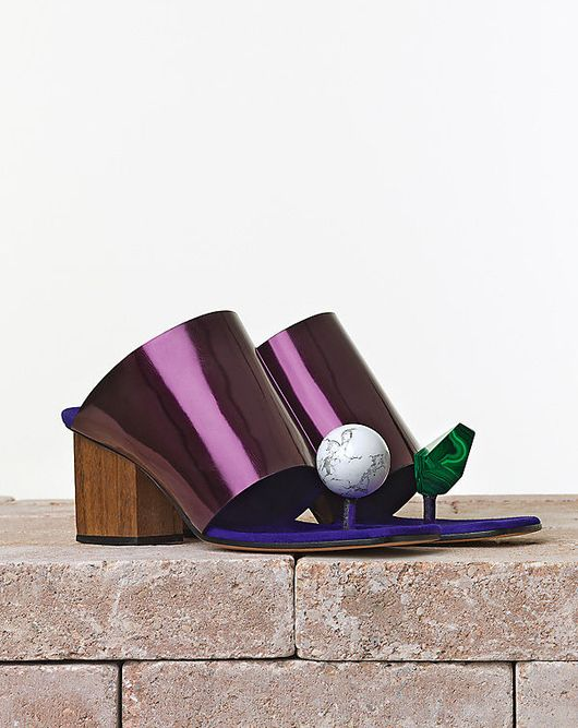 Celine SS14 Shoes & Accessories – Sight Unseen