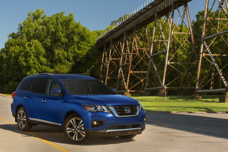 2020 Nissan Pathfinder Hybrid Redesign in 2020   Nissan ...