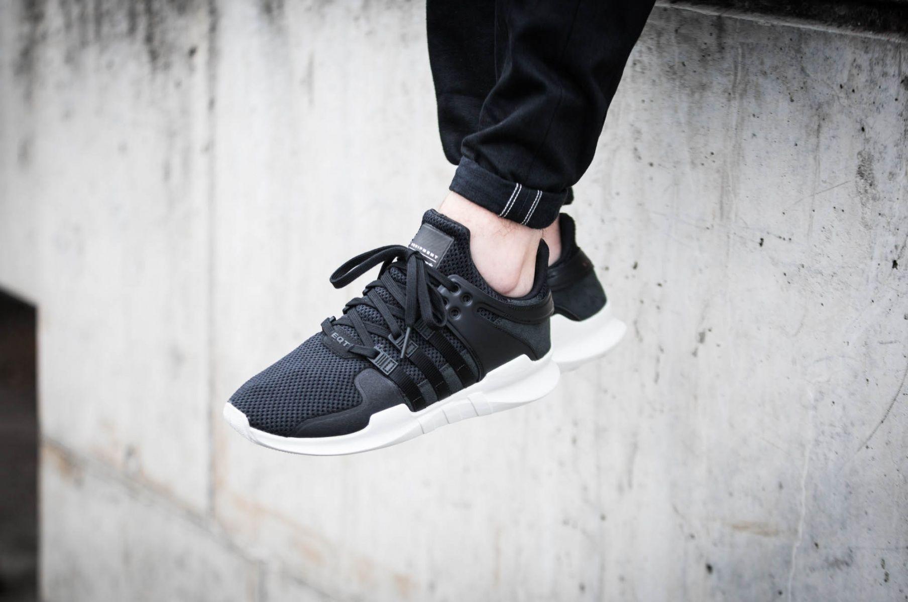 adidas eqt adv core black