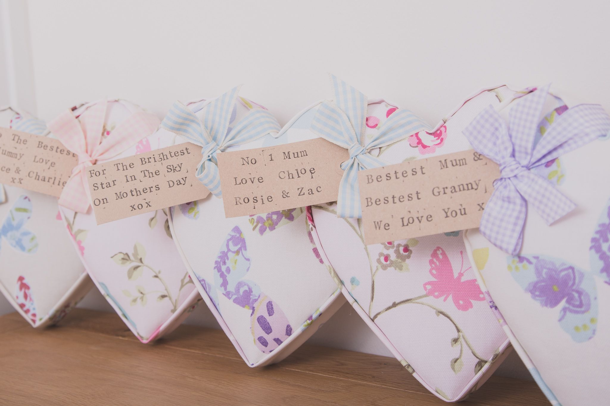 Fabric hearts lily mae designs fabric hearts gifts