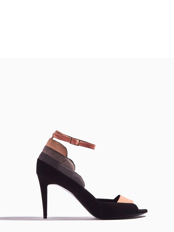 Roxy suede sandal Pierre Hardy tEbkh2l