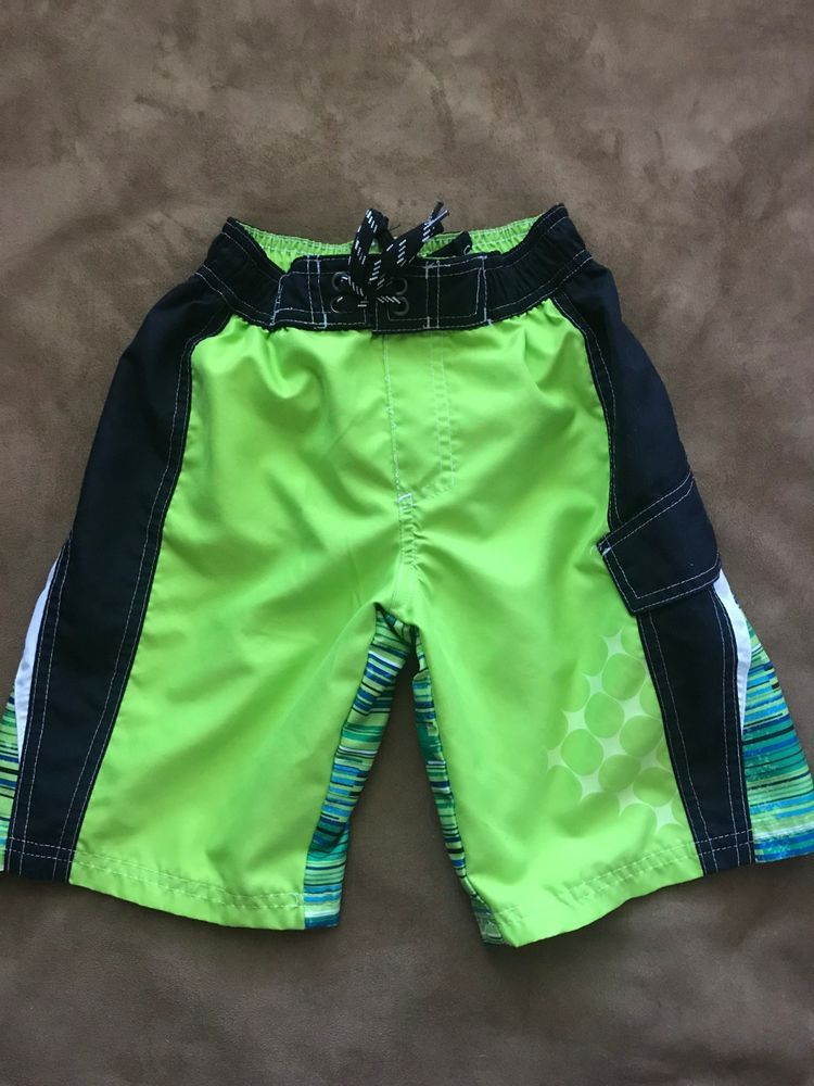 d3bce63997 Big Chill Size 5 Boys Swim Trunks neon green #fashion #clothing #shoes  #accessories #kidsclothingshoesaccs #boysclothingsizes4up (ebay link)