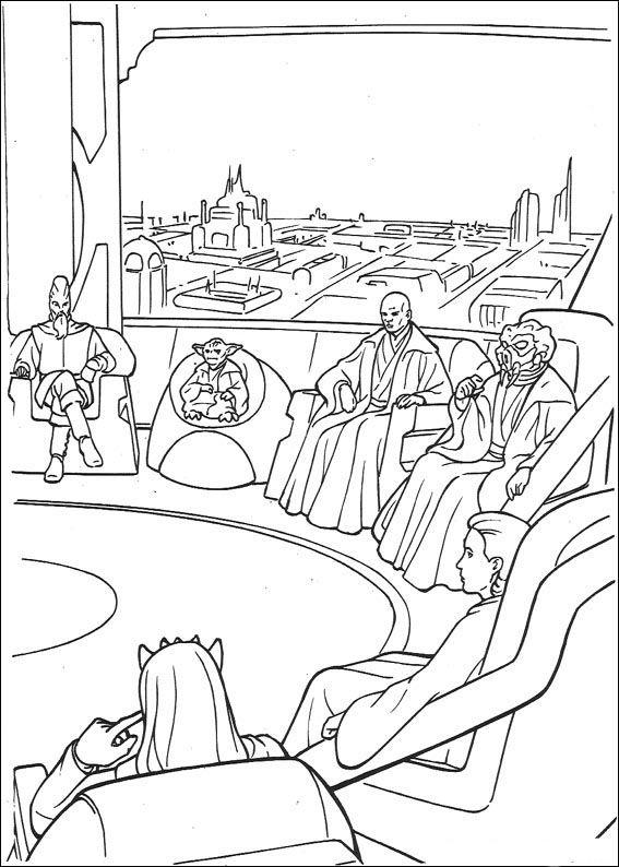 Pin auf Star Wars Ausmalbilder. Malvorlagen zum Ausdrucken