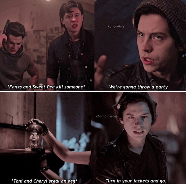 Pin by ZoeyG on Riverdale in 2019   Riverdale funny
