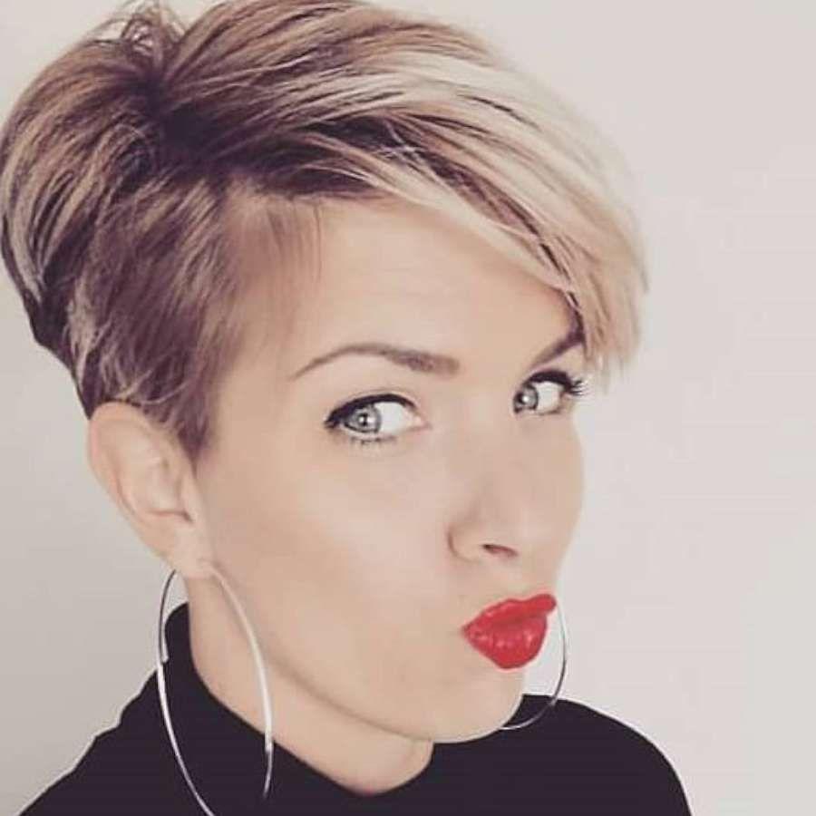 Beautiful Short Hairstyles – 12 | Short hair styles, Hairstyles for thin  hair, Short straight hair