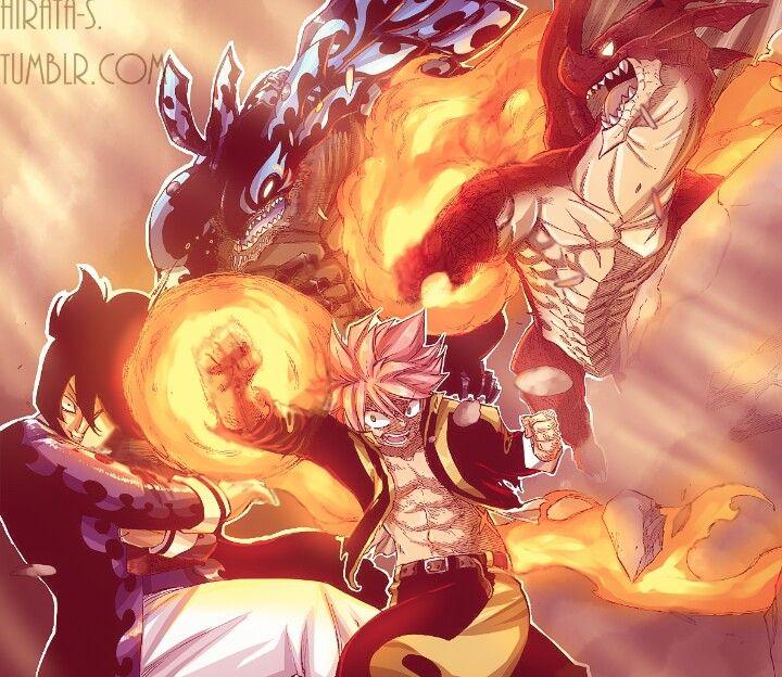 Natsu Vs Mard Geer And Igneel Vs Acnologia Fairy Tail Fairy Tail Dragon Slayer Fairy Tail Art Fairy Tail Anime