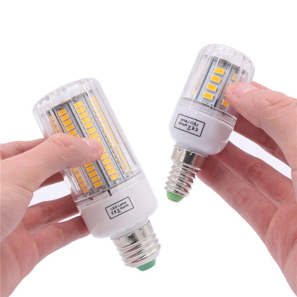 Beilai New 5730 Smd Lampada Led Lamp E27 220v Corn Light E14 Bulbs 3w 5w 7w 9w 12w 15w Candle Spotlight Luz Chandelier Www Peoplebazar