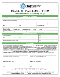 Image Result For Hoa Membership Form Ideas Gym Membership Contract Template Agreement