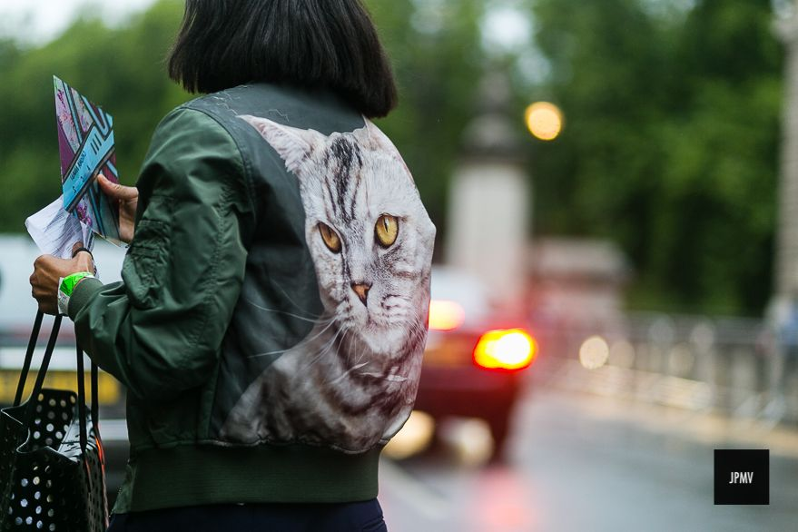 what's new pussy cat? #ChiomaNnadi in London.