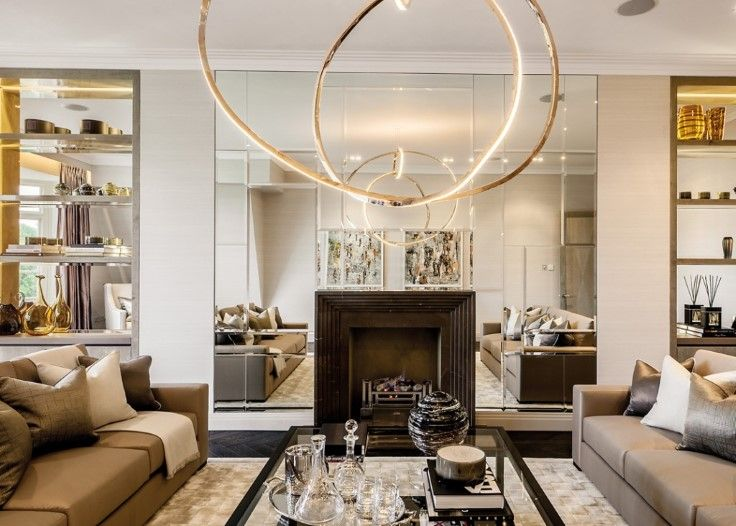 Penthouse Apartment in Albert Hall Mansions | Lucia Caballero - London…