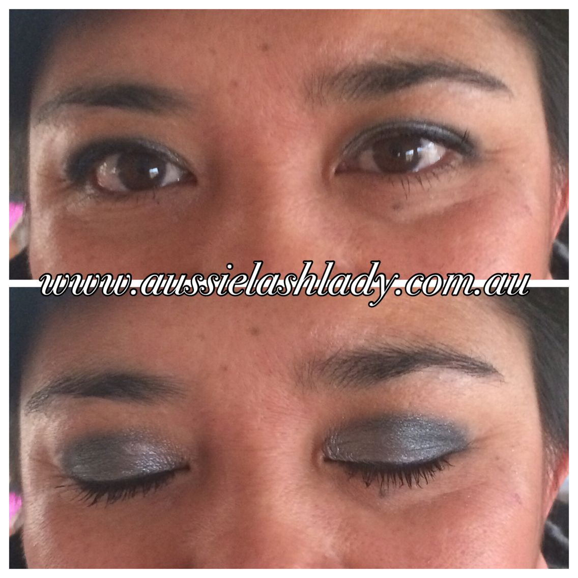 Mineral Pigment in FIESTY & DEVIOUS. And of course  the AMAZING 3D Fiber Mascara.