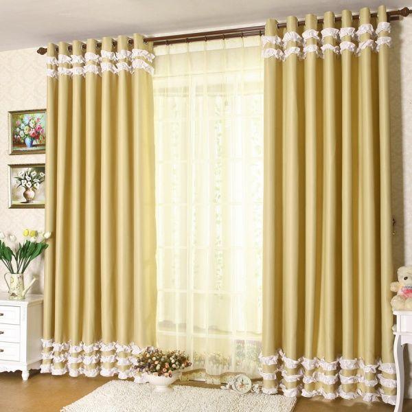 Cortinas para dormitorio casa web cortinas pinterest for Modelos de cortinas para living