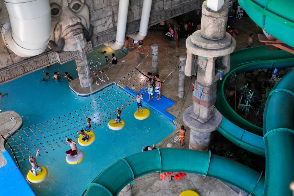 Mt Olympus Water Theme Park Wisconsin Dells Best Hotels For Fun