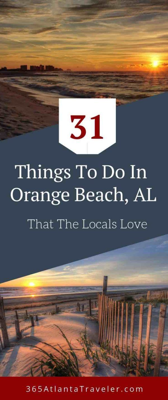 Orange Beach Is Alabama's Coastal Community Juxtaposing