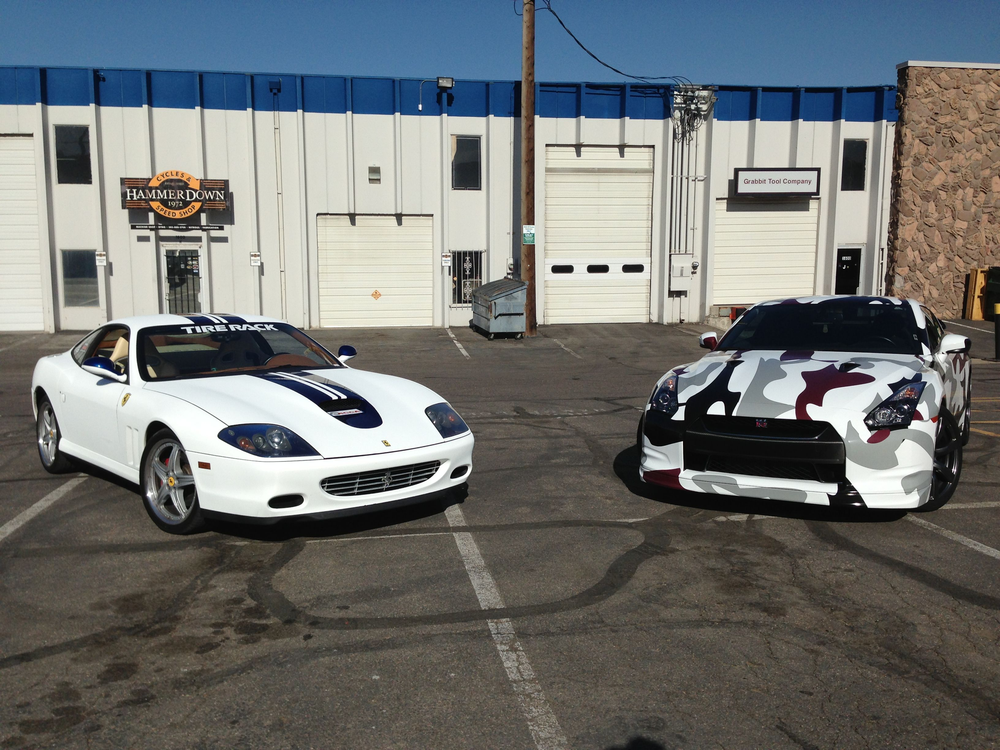 Premier Graphics Paint Wraps. Vehicle Wraps in Denver