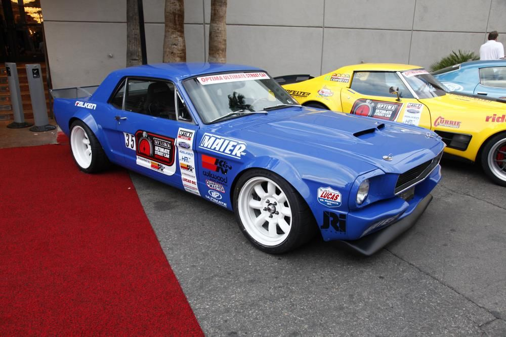 2016 Sema Show Day 1 Mobile Electronics And Outside Mustang 1966 Ford Mustang Street Cars
