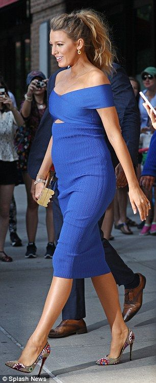 Blake Lively gives Jimmy Fallon a run for his money in ...