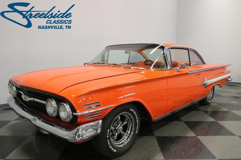 1960 Chevrolet Impala Chevrolet Impala Classic Cars Chevrolet