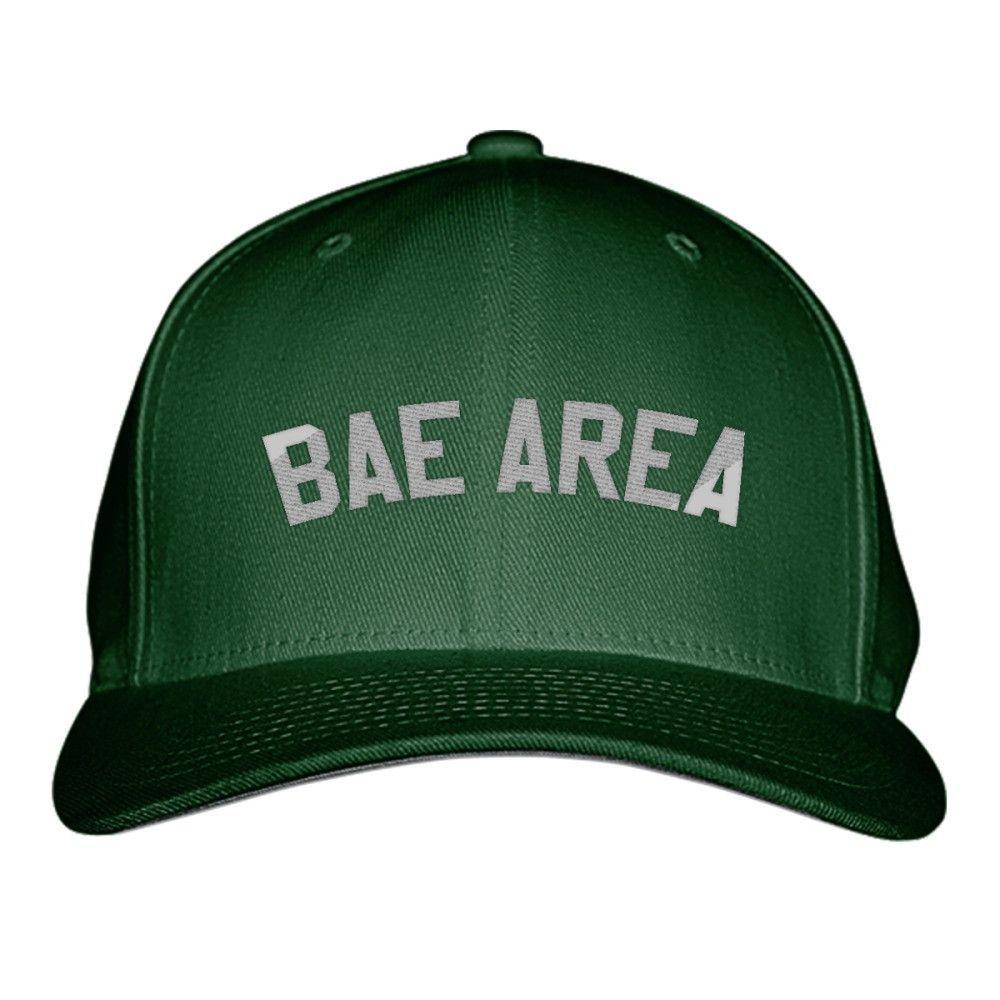 Bae Area Embroidered Baseball Cap