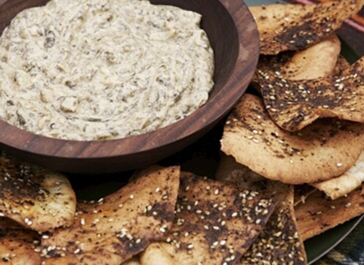 Collection of dips from HuffPost