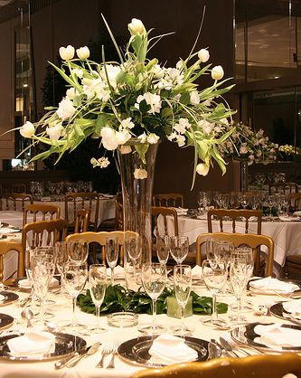 Brilliant Flowers For Wedding Table Centerpieces Reception Pretty White