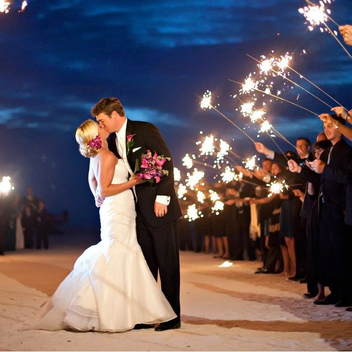 Where to Buy Sparklers (+ What Size To Get) |  #sparklersend-off #sparklers | where to buy sparklers