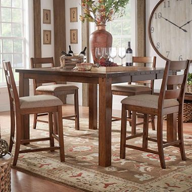malden 7 piece counter height dining set have to projects rh pinterest com