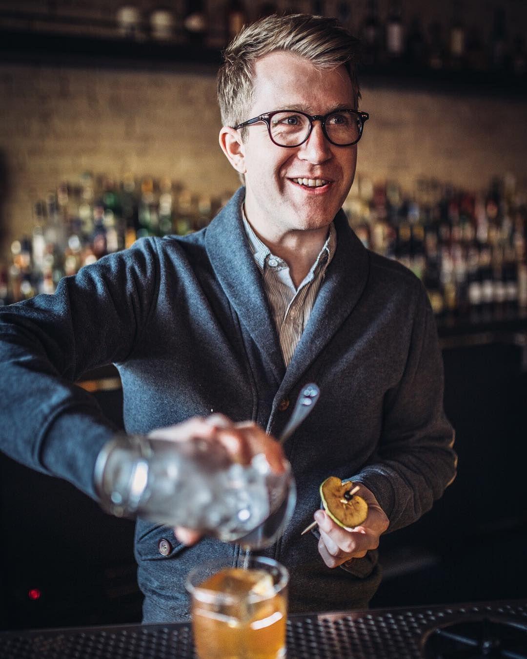 Alex Day Bartender