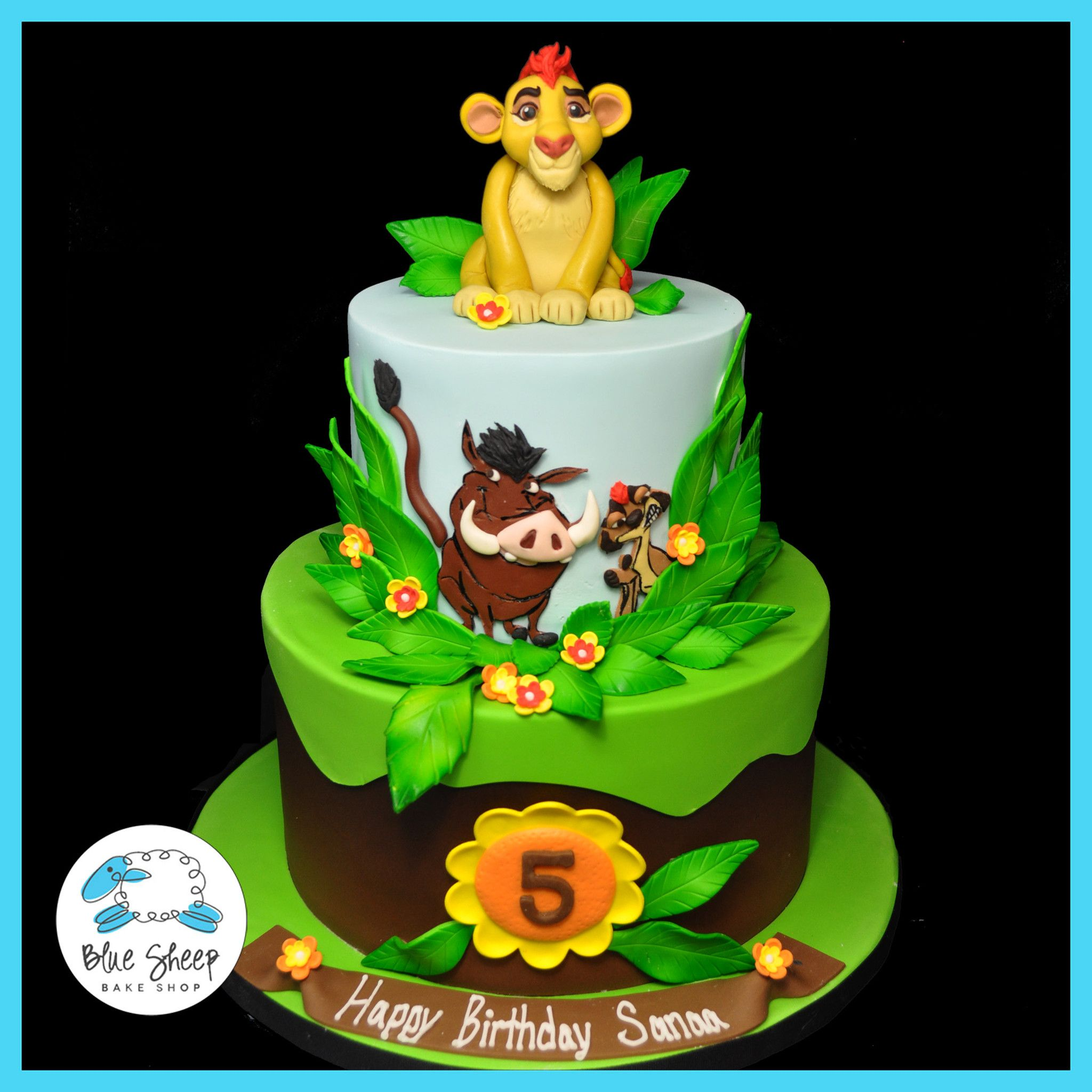 Lion Guard Lion King Birthday Cake NJ CAKES Pinterest Lion