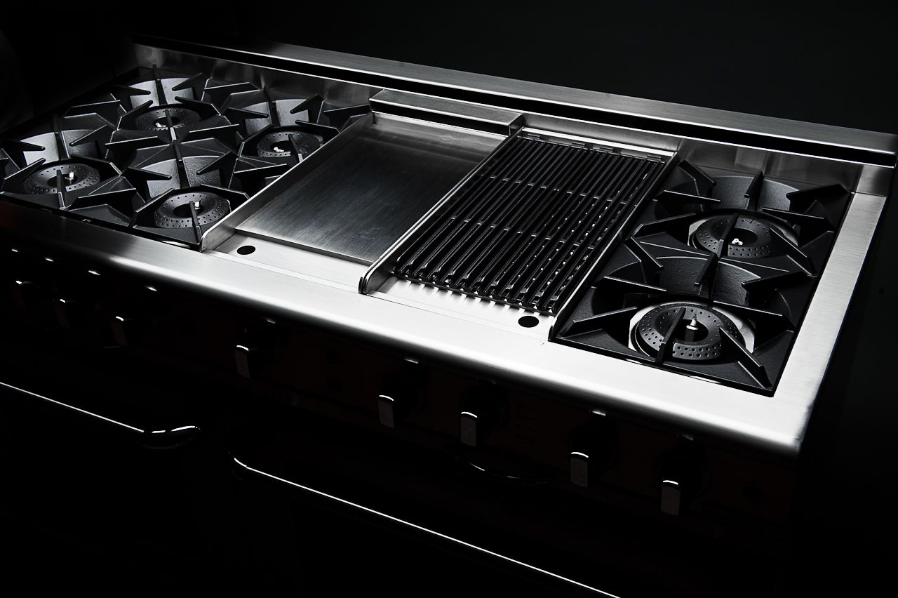 Capital Culinarian 60 Range Cgsr604gb2 Range Top Grill