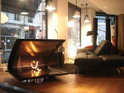 Free Standing Big Modern Gas Fireplace Gas Fireplace Fireplace Fireplace Design