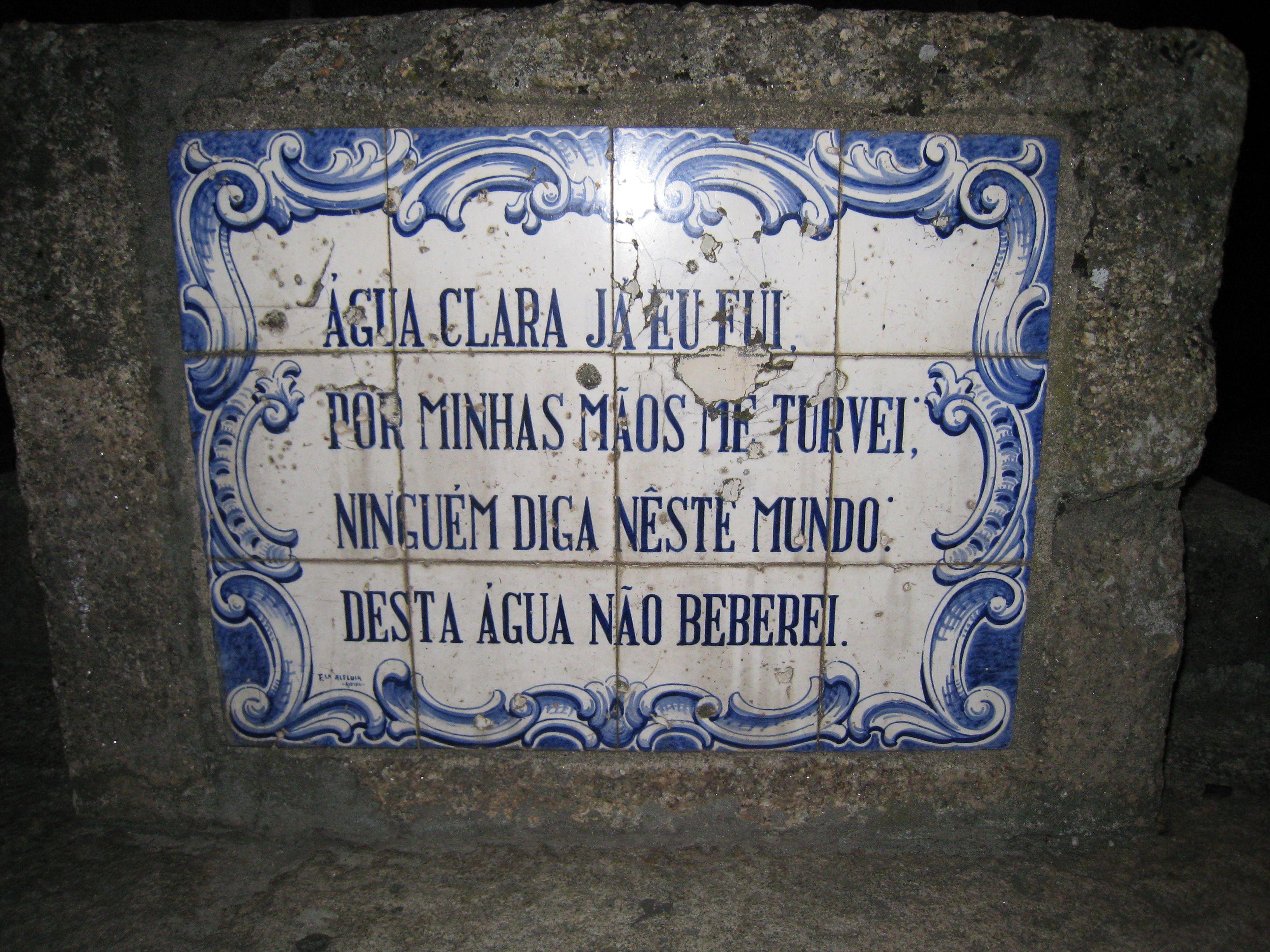 portugese spreuken en gezegden Provérbios Populares. | Portugal   azulejos   Proverbs, Sayings en  portugese spreuken en gezegden