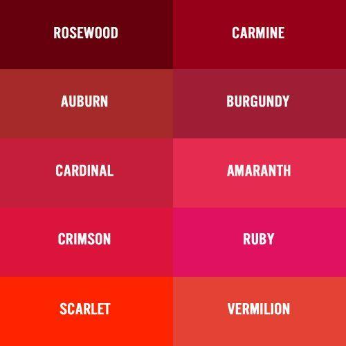 Crimson цвет какой