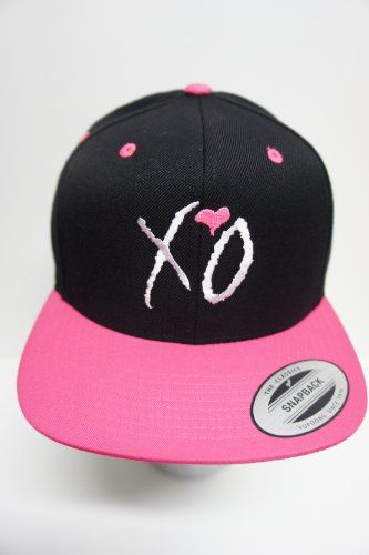 445ead4d62f XO The Weeknd Drake Snapback Hat