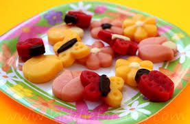 Image result for butterfly food ideas