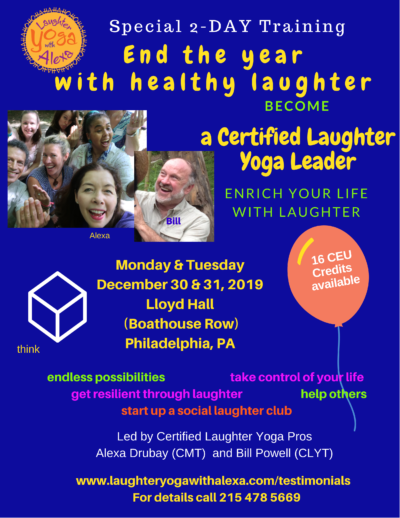 Laughter Yoga Games
