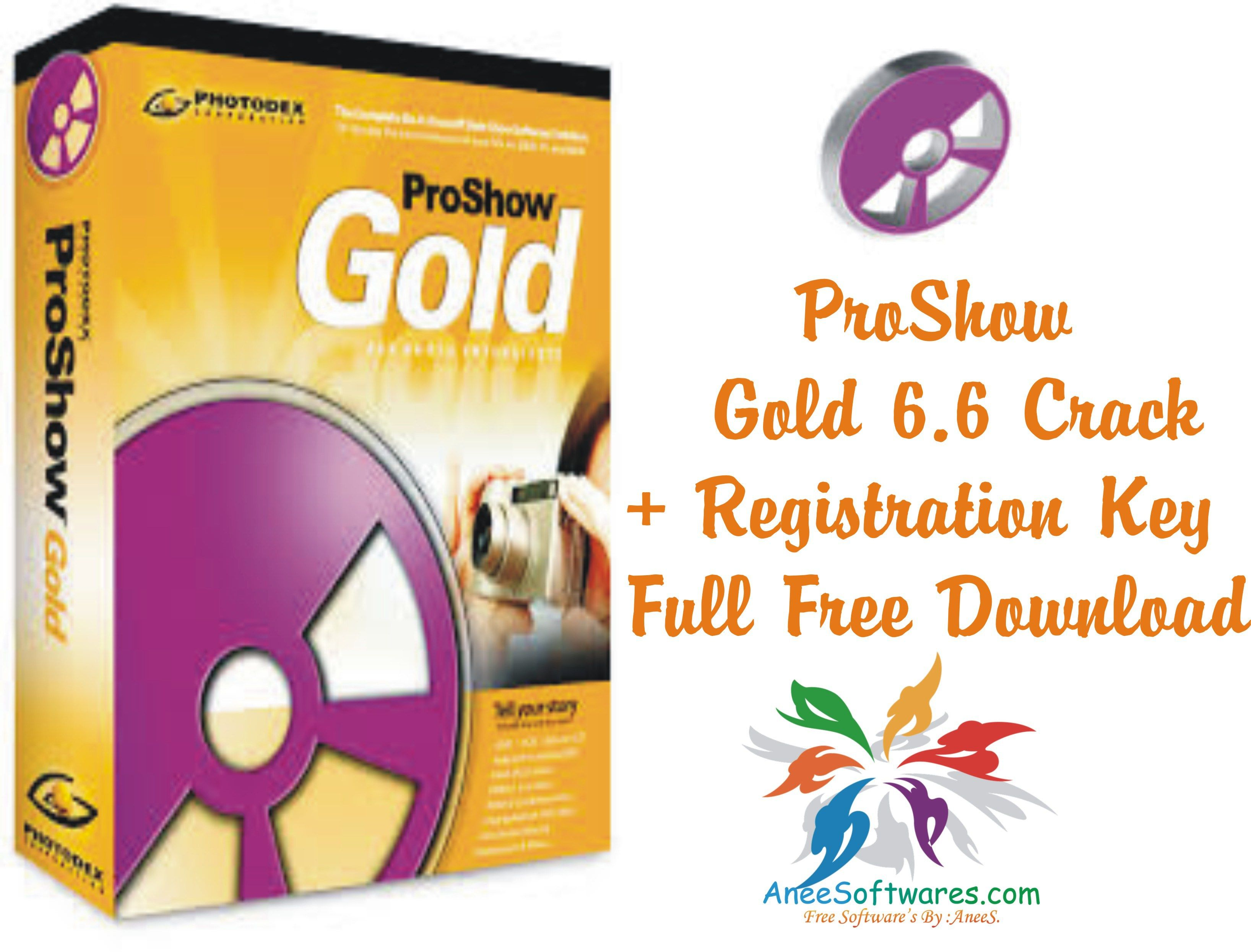 Proshow gold 4. 0 2542 crack.
