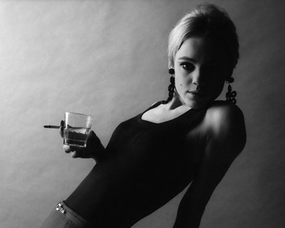 Edie Sedgwick Quotes Vintage Everyday Edie Sedgwick's Photosandy Warhol  Babes