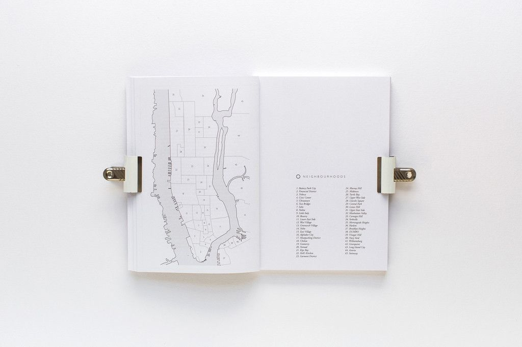 New York Guidebook by Cereal Magazine
