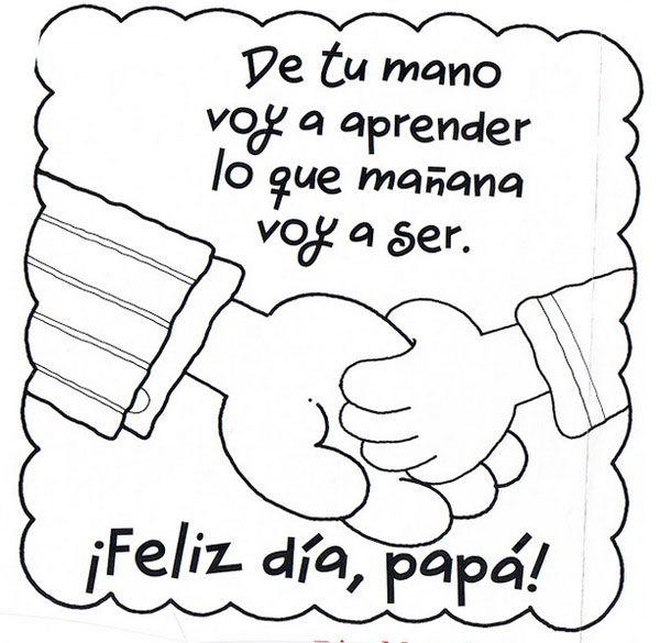 Imagenes De Amor Para Papa De Tu Mano Voy A Aprender Lo Que Mañana