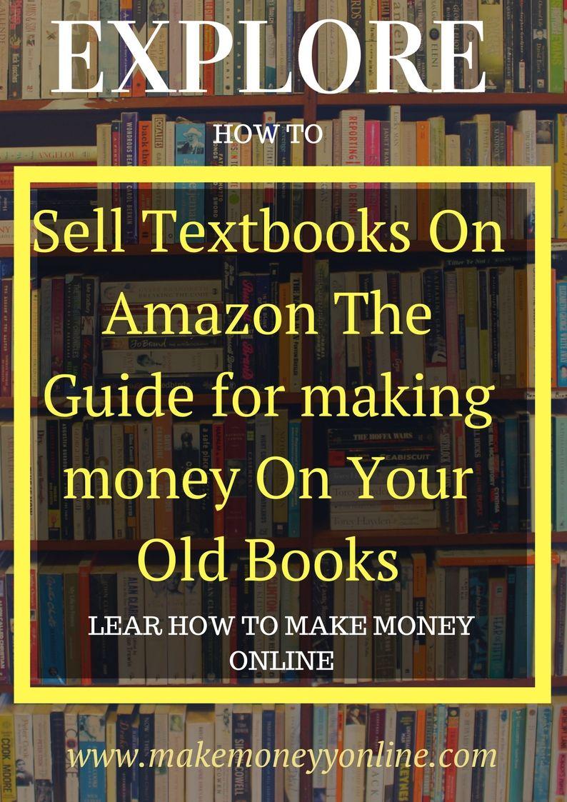 sell school books on amazon