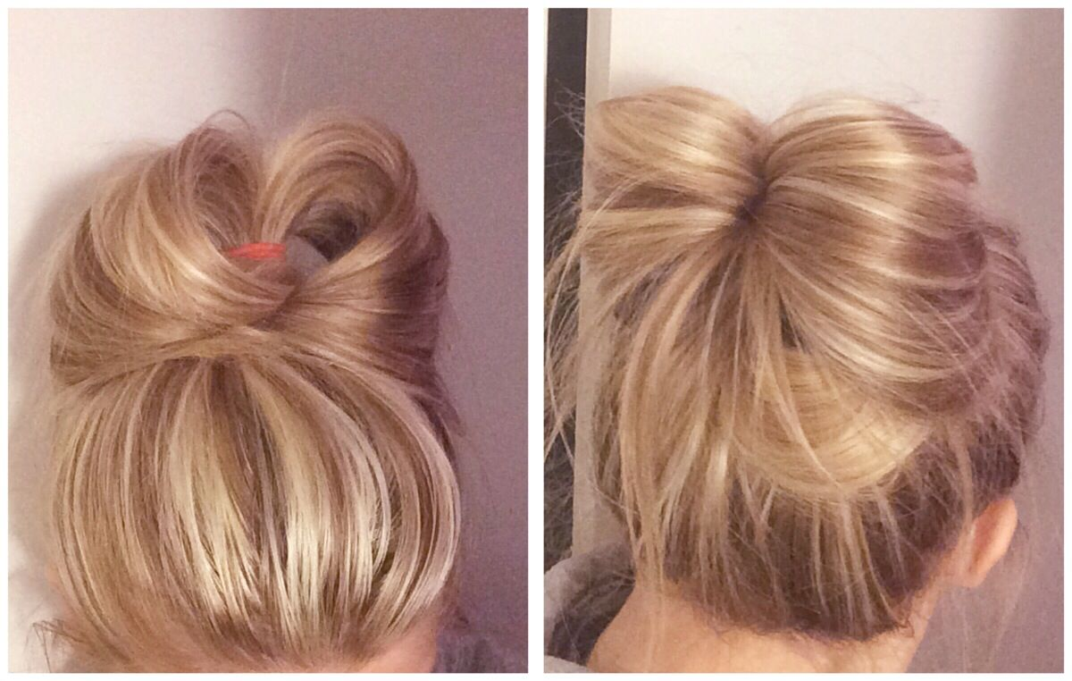 Cute and easy casual hairstyle virtual closet pinterest easy