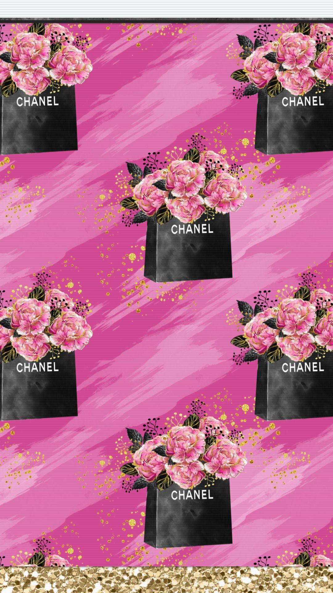 WALLPAPERS — montzee1695 wallpaper chanel Fashion
