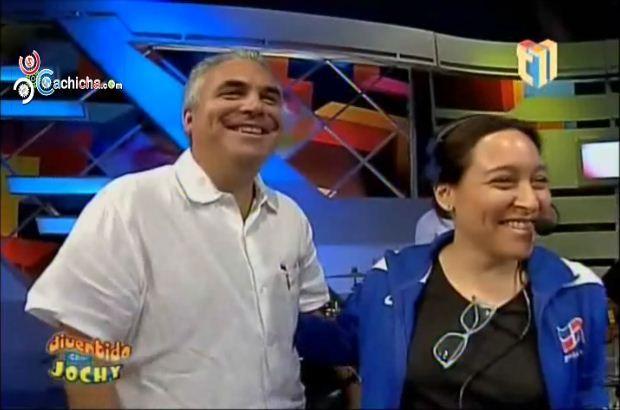 Roberto Cavada Visita Las Instalaciones De @DivertidoJochy #Video