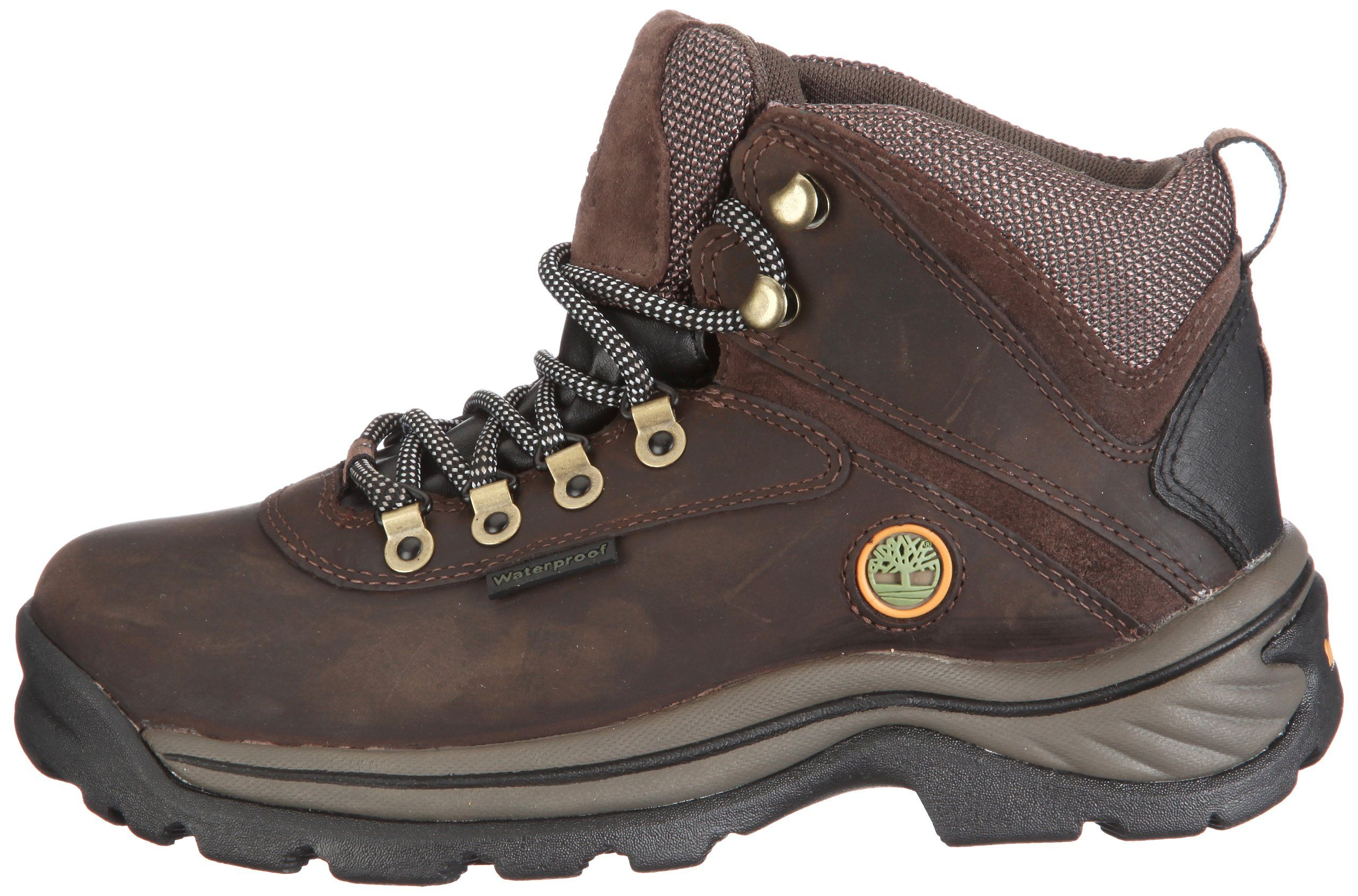 ff58a3355f Timberland Womens White Ledge Mid Ankle BootBrown7.5 W US     Visit the  image link more details. (This is an affiliate link)  timberlandshoesideas