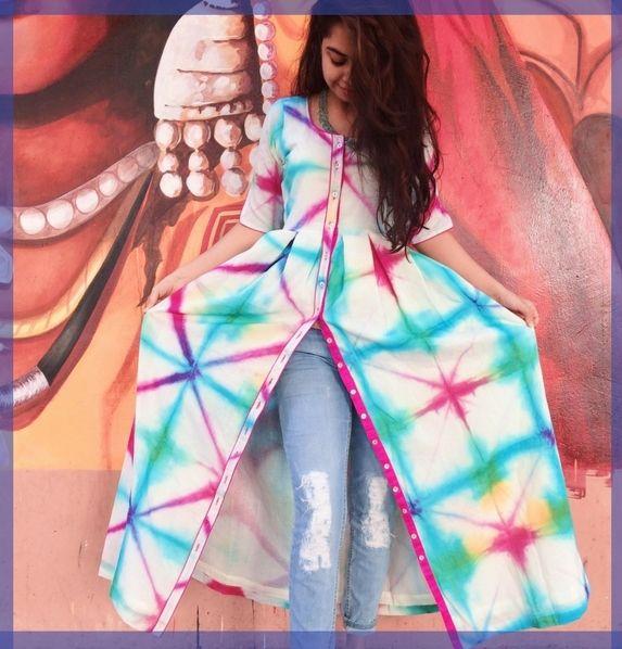 Dvibgyor Clothes For Women Indian Fashion Designers Fashion