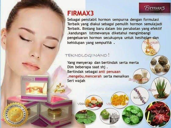Beli Obat Stroke Ringan dan Berat Firmax3 Cream di Sukabumi
