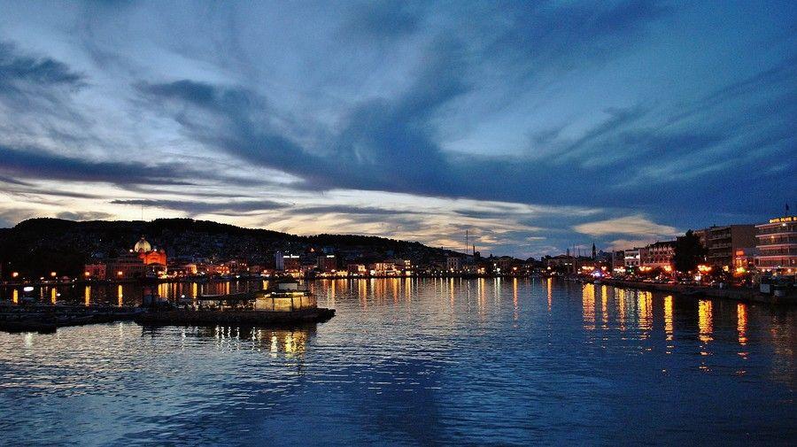 GREECE CHANNEL | Mytilene's port by Dimitris Kouts on 500px