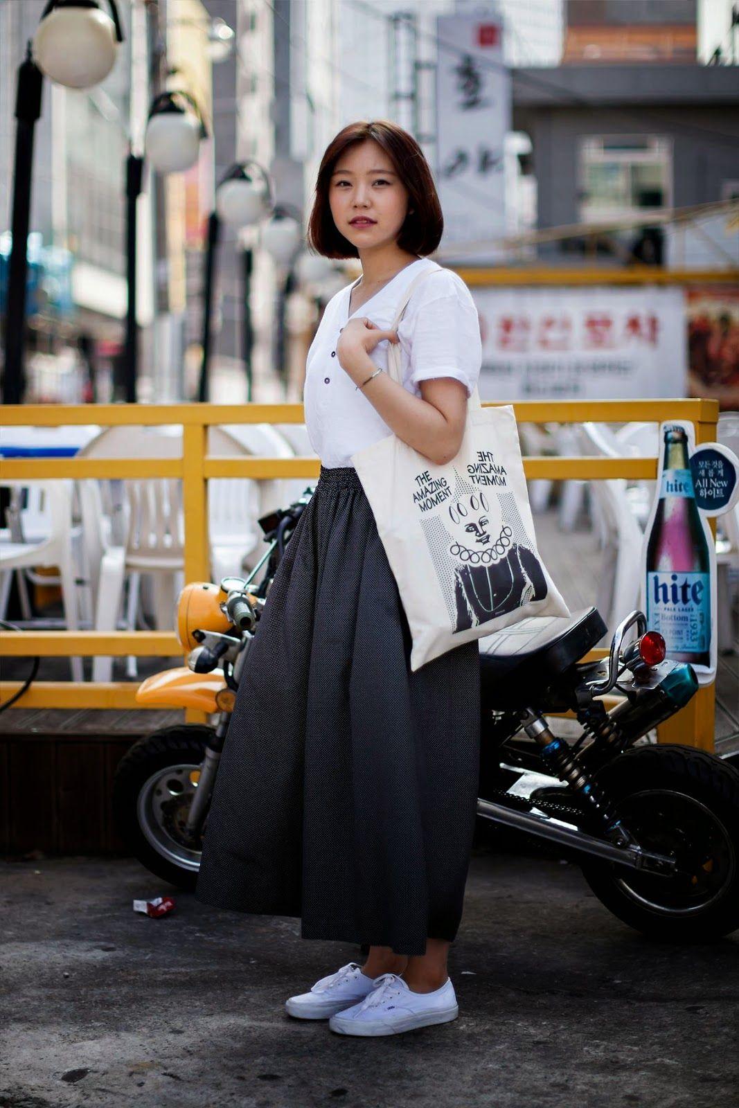 On the street... Yoonmi Son Busan | echeveau